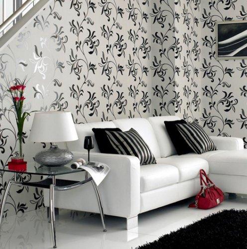 отделка стен декоративной